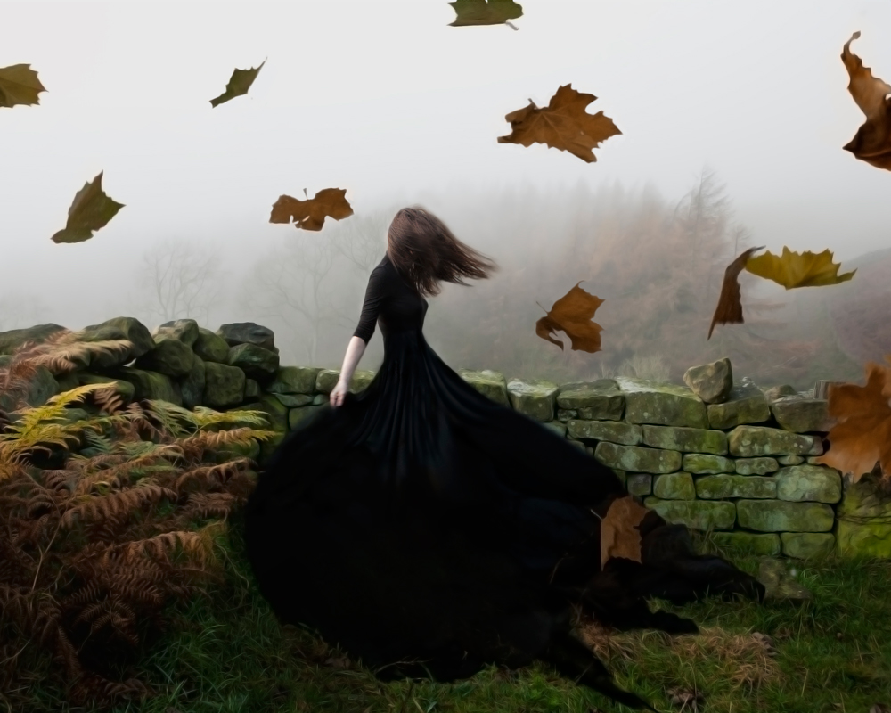 Nicola Taylor Photographer Like Ghosts from an Enchanter Fleeing